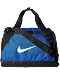 Nike - Brasilia Duffel Extra Small (rush Pink/black/white) Duffel Bags - Lyst