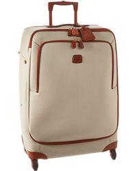 Bric's - Firenze - 30 Light Spinner (cream) Luggage - Lyst