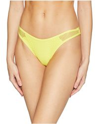 L*Space - Mesh Madness Stevie Bottom - Lyst