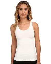 Spanx - In And Out Tank Top (powder) Women's Sleeveless - Lyst