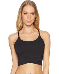a6875a8431 Lyst - The North Face Beyond The Wall Free Motion Bra (tnf Black ...