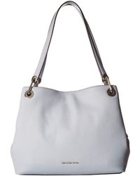 390e6ffc289f MICHAEL Michael Kors - Raven Large Shoulder Tote (black) Tote Handbags -  Lyst
