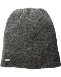 Coal - The Asher (char) Knit Hats - Lyst