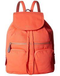 Vera Bradley - Midtown Cargo Backpack (coral Reef) Backpack Bags - Lyst