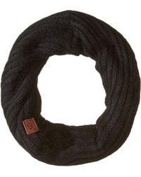 Rip Curl - Sunday Sun Scarf (black) Scarves - Lyst
