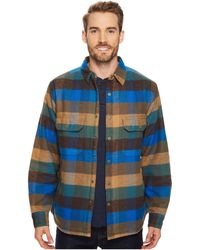 Woolrich - Oxbow Bend Shirt Jacket - Lyst