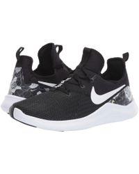 f89e0845e467 Nike - Free Tr 8 Amp (black white) Women s Cross Training Shoes -