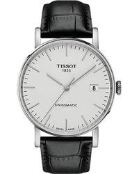 Tissot - Everytime Swissmatic - T1094071603100 (black) Watches - Lyst