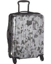 372a33113 Tumi - V3 Continental Expandable Carry-on (deep Blue) Carry On Luggage -