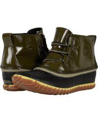 Sorel - Out 'n About Rain (nori) Women's Rain Boots - Lyst