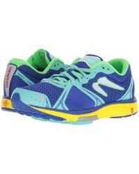 Newton Running - Fate 4 (violet/sky Blue) Women's Running Shoes - Lyst