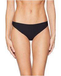 La Perla - Second Skin Thong (black) Women's Underwear - Lyst