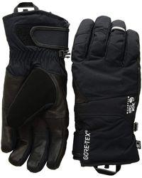Mountain Hardwear - Superbird Gore-tex Gloves (black) Snowboard Gloves - Lyst
