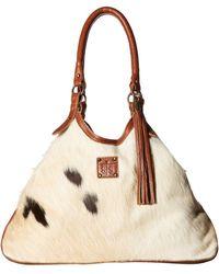 STS Ranchwear - The Classic Large Hobo (cowhide) Hobo Handbags - Lyst