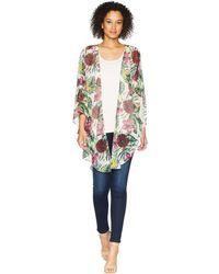 Steve Madden - Seriously Tropic Lux Kimono - Lyst