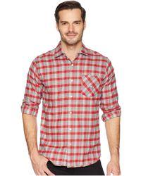 Psycho Bunny - Long Sleeve Flannel (heather Grey 2) Men's Clothing - Lyst