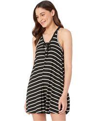 Billabong - Easy Dreamin Dress (black) Women s Dress - Lyst df7474794