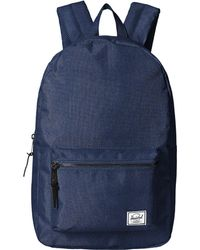 589686a5b121 Lyst - Herschel Supply Co. Survey (navy 1) Backpack Bags in Blue for Men