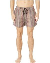 dce1fca5a5 Paul Smith Multistripe Classic Swimsuit (multi) Men's Shorts for Men ...