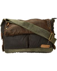 Bed Stu | Hawkeye Messenger Bag | Lyst