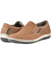 Dunham - Fitsync (black) Men's Slip On Shoes - Lyst