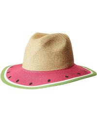 San Diego Hat Company | Ubf1102 Fruit Fedora | Lyst