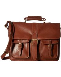 Scully - Elijah Workbag Brief - Lyst