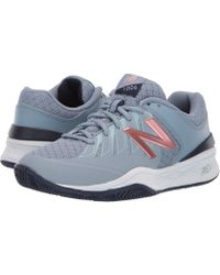 New Balance - Wc1006v1 (reflection/rose Gold) Women's Tennis Shoes - Lyst