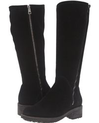 La Canadienne - Cecile (stone Oiled Suede) Women's Boots - Lyst