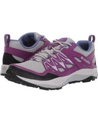 Columbia - Wayfinder Hiking Shoes - Lyst