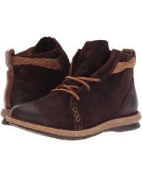 Born - Temple (noix (rust)) Women's Shoes - Lyst