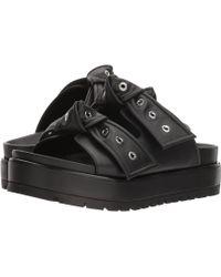 Alexander McQueen - Platform Bow Sandal - Lyst