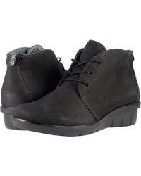 Dansko - Joy (black Nubuck) Women's Shoes - Lyst