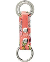 Vera Bradley - Iconic Three Times A Keychain (indio) Wallet - Lyst