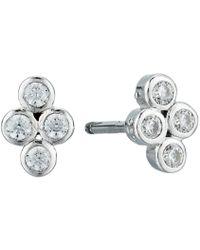 Shashi - Noa Stud Earrings - Lyst