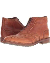 Allen Edmonds - Stirling (tan Dublin) Men's Lace-up Boots - Lyst