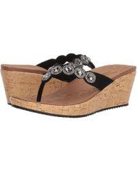8c0e1a236af7 Skechers - Beverlee Flip Flops   Sandals (shoes) - Lyst