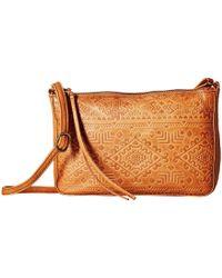 Day & Mood - Loulou Crossbody (cognac) Cross Body Handbags - Lyst