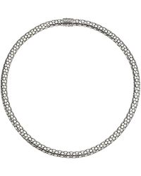 John Hardy - Dot Small Chain Necklace With Pusher Clasp - Lyst