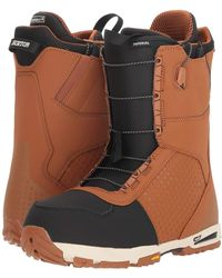 Burton - Imperial '19 (black) Men's Cold Weather Boots - Lyst