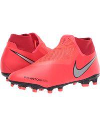 Nike - Phantom Vsn Academy Df Mg (black metallic Vivid Gold) Men s Soccer e5d321ebbb