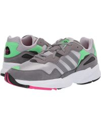 8d30e70984 Lyst - adidas Originals Yung-96 (footwear White footwear White grey ...