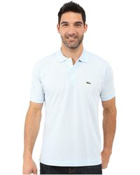 Polo rocket Classic Lacoste Short Lyst L1212 Pique Shirt Men's xYI1Aq