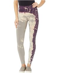 Hard Tail - High Rise Ankle Leggings (two-color Iceberg) Women's Casual Pants - Lyst