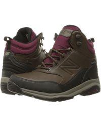 New Balance - Ww1400v1 (grey) Women's Hiking Boots - Lyst