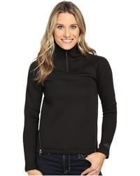 The North Face - Neo Thermal Pullover (tnf Black (prior Season)) Women's Long Sleeve Pullover - Lyst
