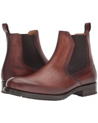 Magnanni - Julian (mid Brown) Men's Shoes - Lyst