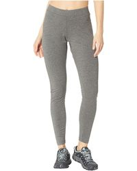 Toad&Co - Lean Jersey Legging (charcoal Heather) Women's Casual Pants - Lyst