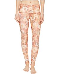 Teeki - Sisters Of The Sun Hot Pants (gold) Women's Casual Pants - Lyst