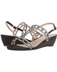 Paradox London Pink - Kamara (black) Women's Shoes - Lyst